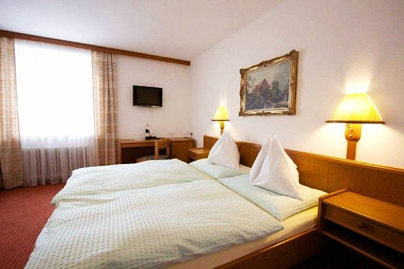 Hotel Mühlthaler Kuchl: Chambres